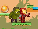 Халк и Железный человек на двоих 2