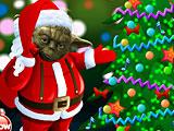 Звездные войны Йода Новый год