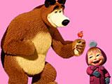 Маша и Медведь скрытые звезды