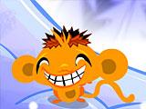 Счастливая обезьянка эльфы