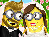 Миньон девушка свадьба