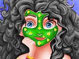 Моана макияж принцессы