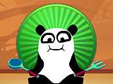 Накормить панду