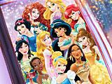 Тесты принцессы Диснея