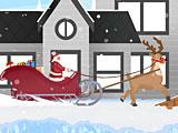 Дед мороз гонки