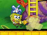 Губка Боб бургер приключения 3