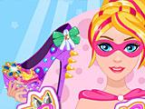 Супер Барби дизайн обуви