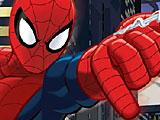 Человек паук пакман