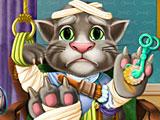 Говорящий кот на планшет