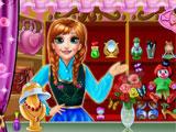 Холодное сердце: магазин Анны