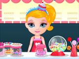 Малышка Барби: конфетное безделье