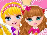 Малышка Барби: сестры