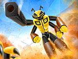 Трансформеры пчела герой