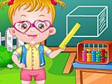 Малышка Хейзел учитель