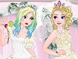 Эльза: дерзкая и милая невеста
