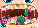 Холодное сердце: паразиты во рту Эльзы
