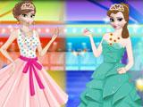 Холодное сердце: Эльза и Анна на вечеринке