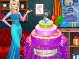 Холодное сердце: день рождения Эльзы