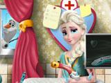 Холодное сердце: перелом руки Эльзы
