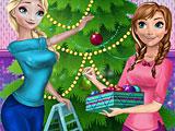 Холодное сердце: подарки Эльзы и Анны