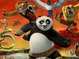 Кунг Фу Панда 3: поиск предметов