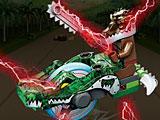 Лего чима крокодил