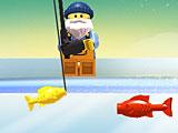 Лего рыбалка