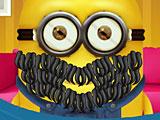 Миньоны брить бороду