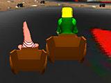 Губка Боб: гонки Патрика 3Д