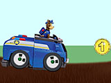 Щенячий патруль гонки