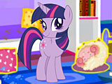 Мой маленький пони уборка на праздники