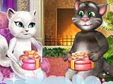 Том и Анжела ручные подарки