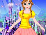 Холодное сердце: идеальное платье Анны