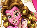 Белль: реальный макияж