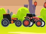 Гонки китайских тракторов