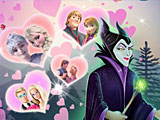 Принцессы Диснея день Валентина: спасти Амура