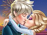 Холодное сердце: поцелуй Эльзы