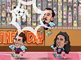 Футбол головами: День святого Валентина