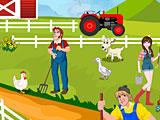 Холодное сердце: ферма