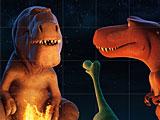 Хороший динозавр: возвращение домой