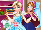 Холодное сердце: история моды Анны и Эльзы