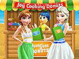 Головоломка: Радость готовит пончики