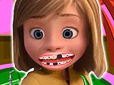 Головоломка: Райли лечит зубы