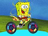Губка Боб велосипед