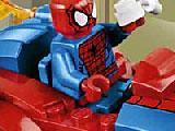 Лего паук машина