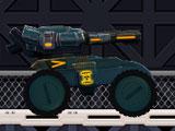 Инопланетный танк