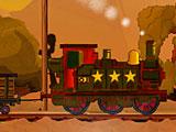 Паровой поезд Запада