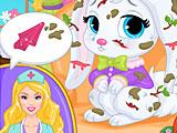 Барби спасает пасхального кролика