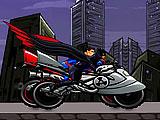 Бэтмен против Супермена: гонки