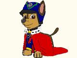 Одевалки щенячий патруль: Гонщик